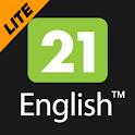 21English Lite logo