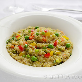 Quinoa Risotto Recipe