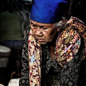 by Nels II - People Portraits of Women