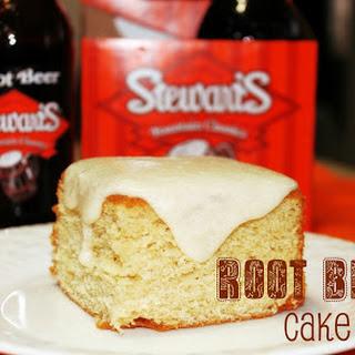 Root Beer Cake.