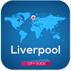 Liverpool Hotels & City Guide icon