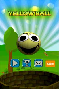 Tap Yellow Ball
