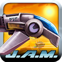 Jets Aliens Missiles Free icon