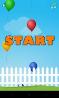 Screenshot of ABC Balloon Alphabet Kids