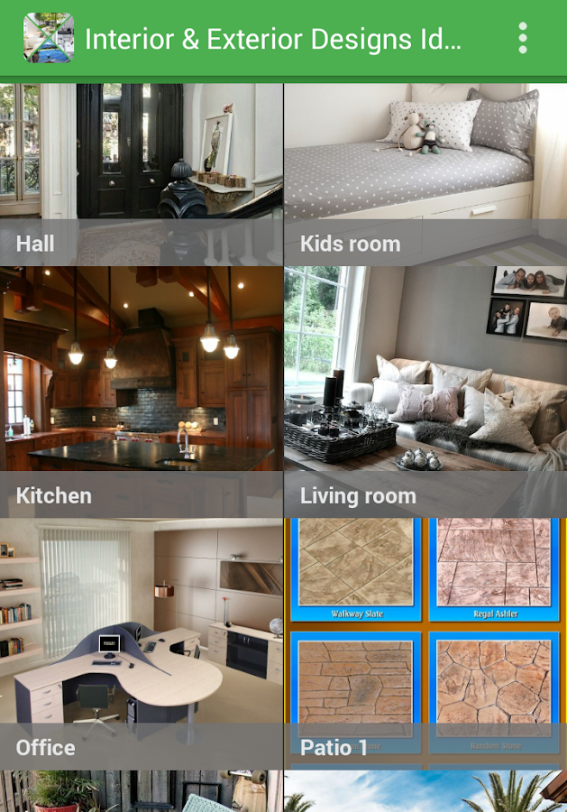 interior and exterior designs android apps on google play