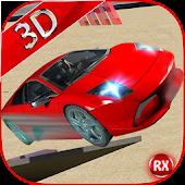 Sports Car Stunts 3D