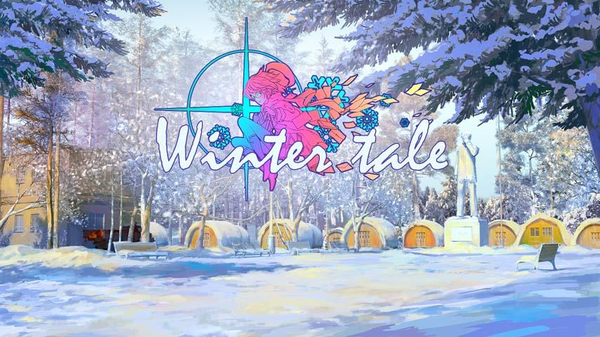 Wintertale FREE- screenshot