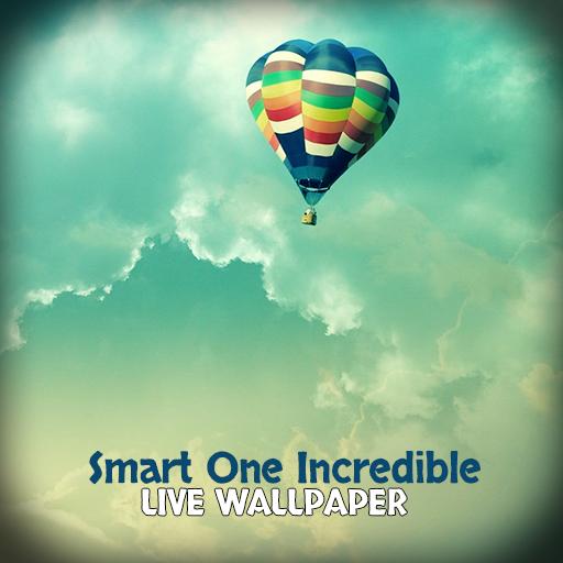 Smart One Incredible LWP LOGO-APP點子