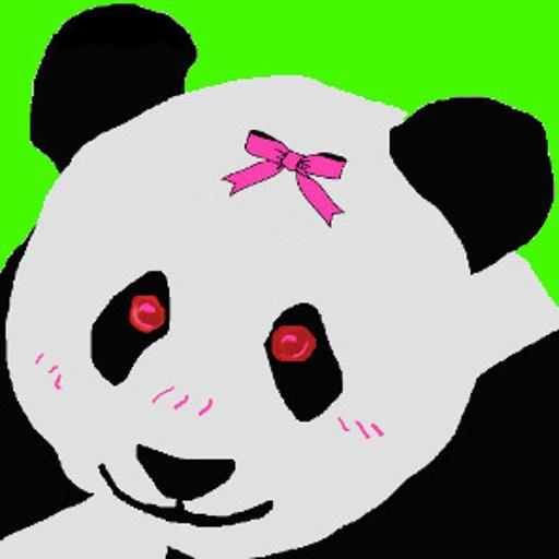 Amazing Panda Brick 動作 LOGO-阿達玩APP