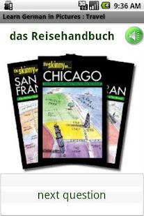 German in Pictures: Travel- screenshot thumbnail