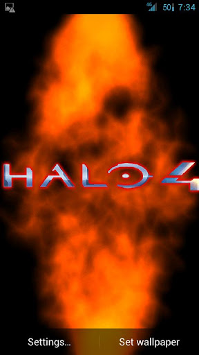 Download halo 4 live wallpaper v1 2 3 free android ward games android free - Video game live wallpapers ...