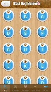 玩生活App|最好的狗的名字免費|APP試玩