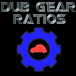 Dub Gear Ratios