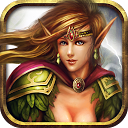 War of Clans - Rage of Dragons mobile app icon
