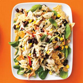 Spicy Crab Salad.