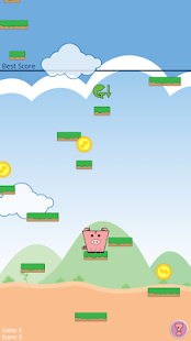 Piggy Jump- screenshot thumbnail