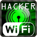Free Wifi Hacker Silver icon
