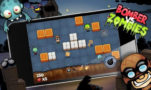 [Download Bomber vs Zombies for PC] Screenshot 2