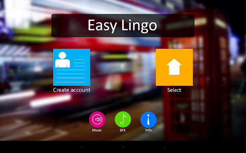 Easy Lingo Free screenshot