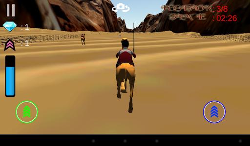 3D骆驼比赛