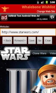Whalebone Wishlist- screenshot thumbnail