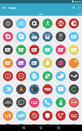 Flatee - Icon Pack Screenshot 8