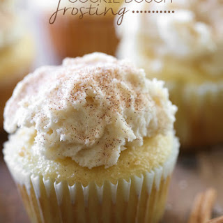 Snickerdoodle Cookie Dough Frosting.
