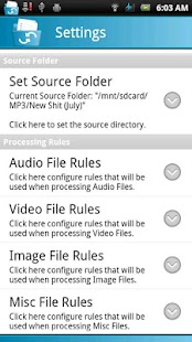 File & Media Organizer- screenshot thumbnail