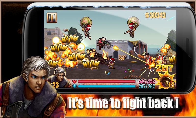 Assaulter - screenshot