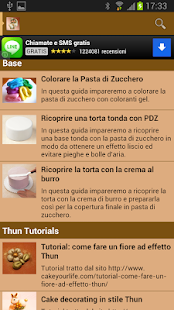 Thun Cake Ideas - screenshot thumbnail