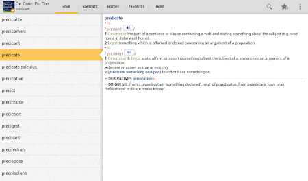 Concise Oxford English TR 4.3.136 screenshot 75434