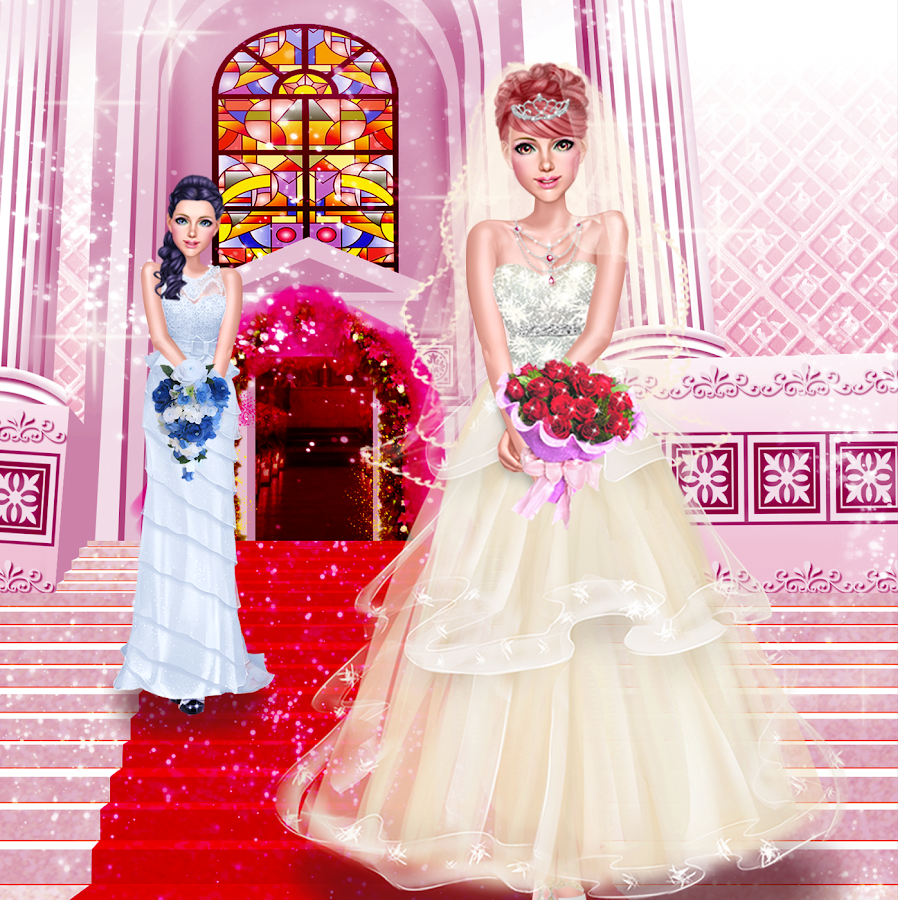 Game for Girls - Wedding Lily Game - Girls Games Online - Dress Up ...