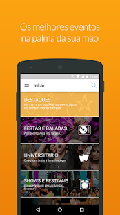 Ingresse - Ingressos e Eventos- screenshot thumbnail