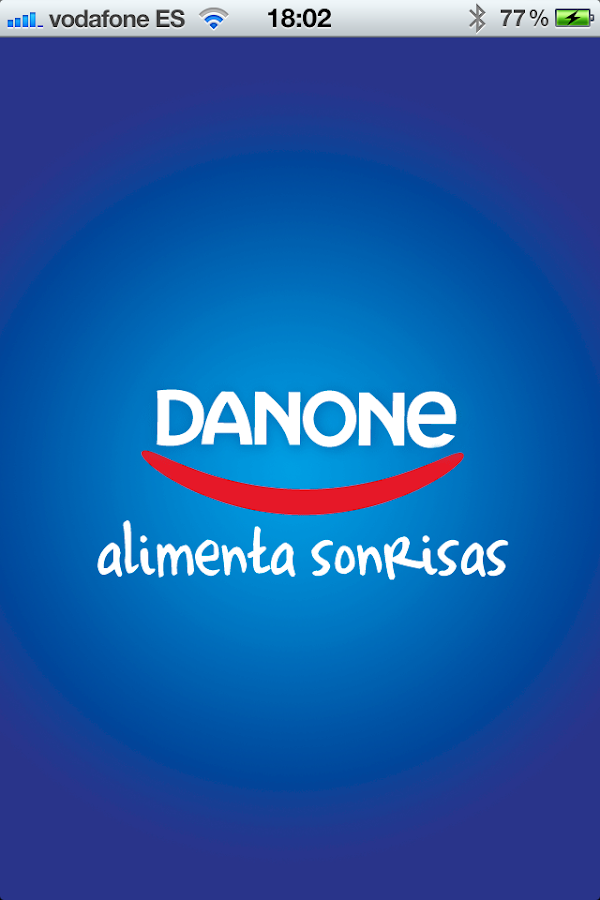 Danone - screenshot
