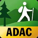 ADAC Wanderführer Deutschland logo