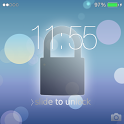 iOS 8 Lock Screen icon