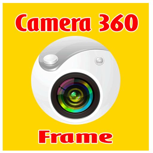 Camera 360 frame LOGO-APP點子
