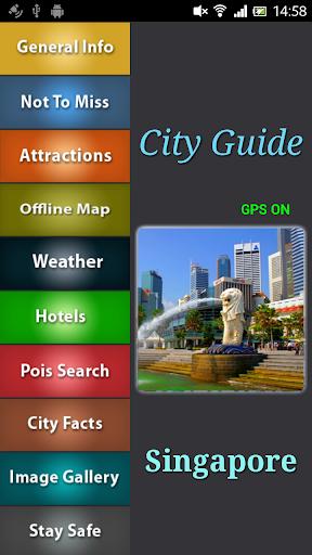 Singapore Offline Guide