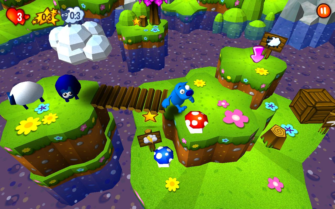 Doggie Blues 3D - screenshot