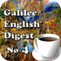 Galilee English Digest no4 icon