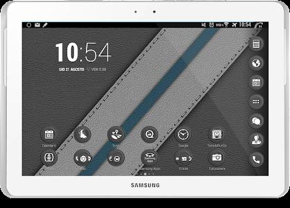 Leather Grey Theme v1.1.0