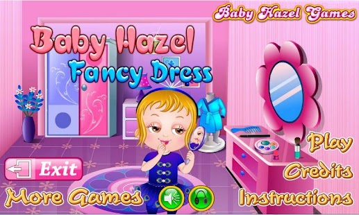 Baby Hazel Fancy Dress- screenshot thumbnail