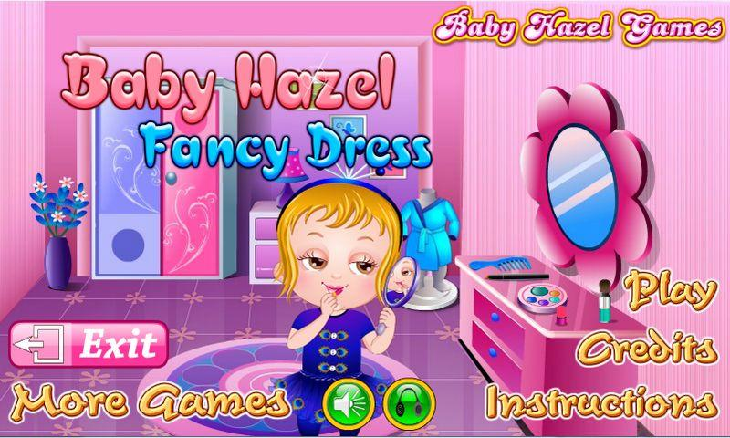 Baby Hazel Fancy Dress - screenshot