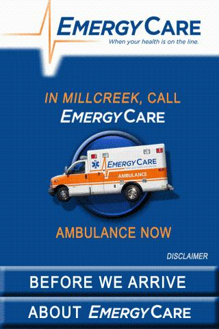 EmergyCare- screenshot