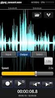 Screenshot of TapeMachine Recorder