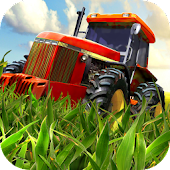 3D Tractor Driving Game