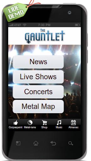 The Gauntlet - Heavy Metal
