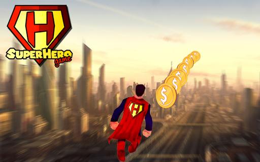 Super Hero Game