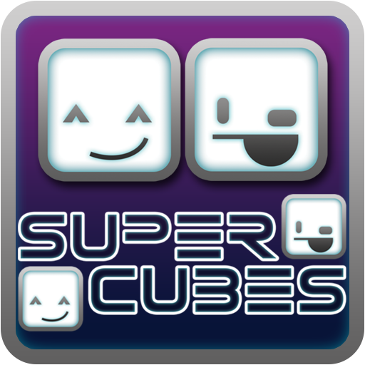 Super Cubes - Reflex, Dash LOGO-APP點子