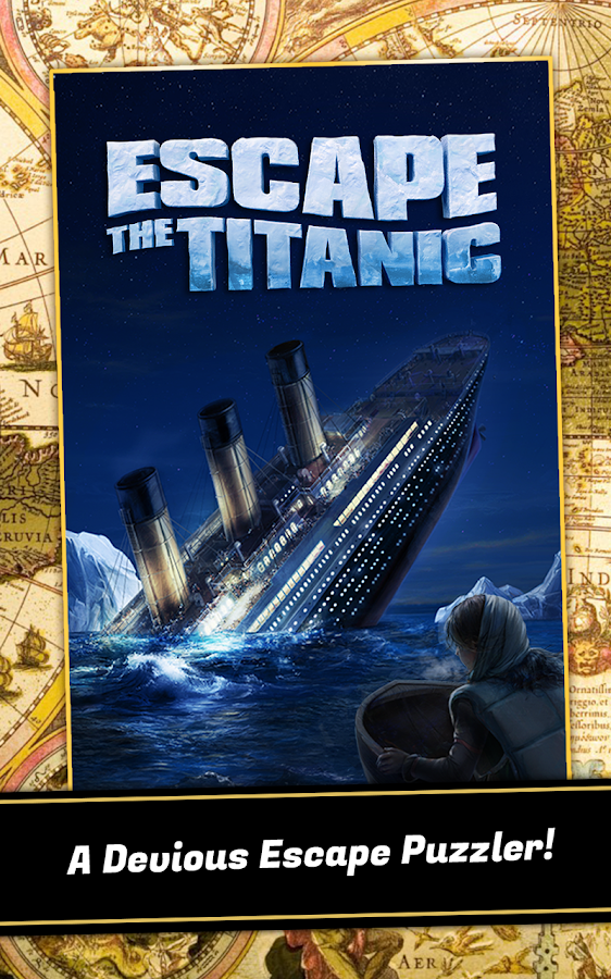Escape The Titanic - screenshot